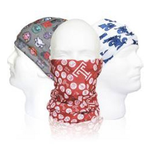Custom PMS color Bandanas with your company logo