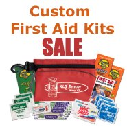 Custom First Aid Kits Promotion