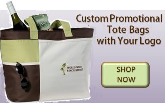 Custom Promotional Tote Bags with Your Logo