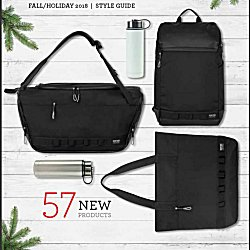 Corporate Logo Gifts from Samsonite, Brookstone, Moleskine, Igloo, Thermos