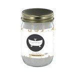 Karma Bath Salts 12 oz Mason Jar