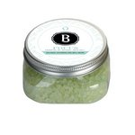 Focus Bath Salts Clear Square Jar