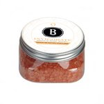 Invigorate Bath Salts  Clear Square Jar