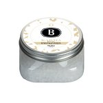 Karma Bath Salts Clear Square Jar