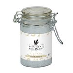 Karma Bath Salts Clear Wire Bale Jar