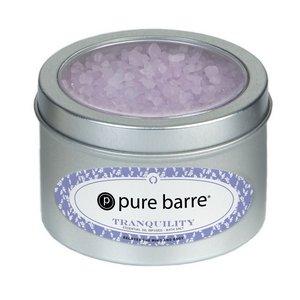 Tranquility Bath Salts Medium Window Tin