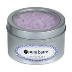 Tranquility Bath Salts Small Window Tin