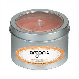 Invigorate Candle Medium Window Tin