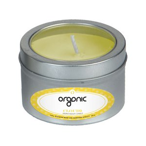 Cloud 9 Essential Oil Infused Soy Wax Candle Small Window Tin